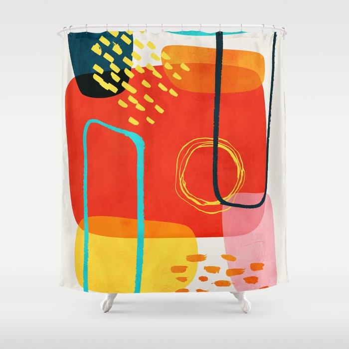 Ferra Shower Curtain