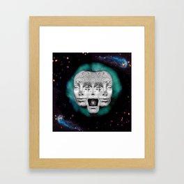 Creatio Framed Art Print