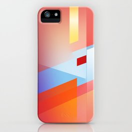 Potential Energy II iPhone Case