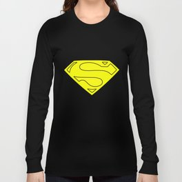 SUPERMAN CAPE Christopher Reeve suit 70s 80s fly movie hero retro Funny 70s Long Sleeve T-shirt