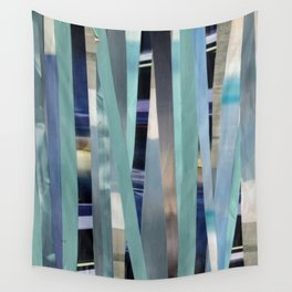 Sea(scapes)stripes Wall Tapestry