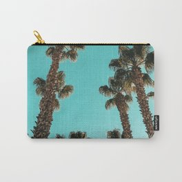 16 Palm Trees Art Print {1 of 2} Carry-All Pouch