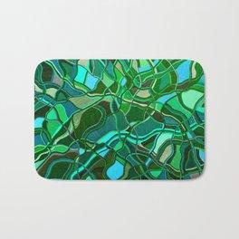 Abstract #8 - V - Jungle Book Bath Mat