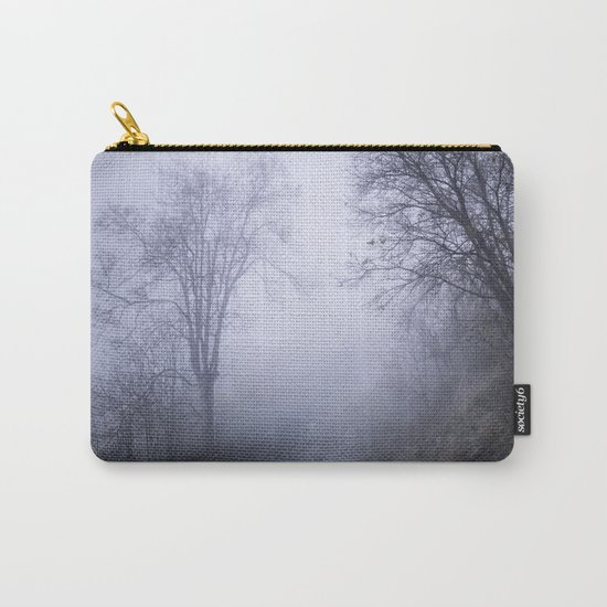"""Mountain road"". Into the woods. Carry-All Pouch"