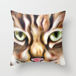 Trick or Treat? Throw Pillow