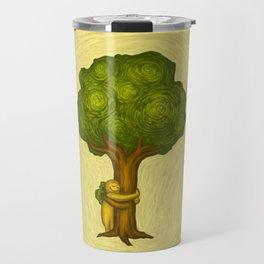 Tree Hugger Travel Mug