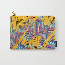Fragmented Worlds IV Carry-All Pouch