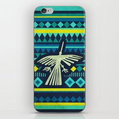 Nazca Condor iPhone & iPod Skin