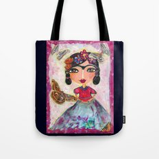 Las Mariposas de Frida Tote Bag
