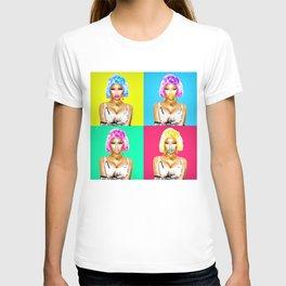 BEEZ IN THE POP  T-shirt