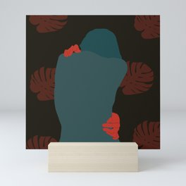 Accept me - women empowerment Mini Art Print
