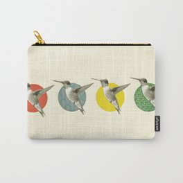 The Hummingbird Dance Carry-All Pouch