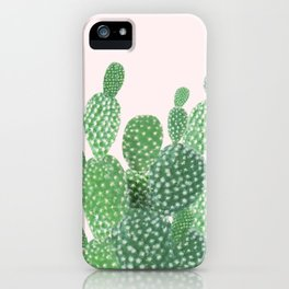 Cactus III iPhone Case