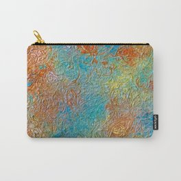 Summer Colors Carry-All Pouch