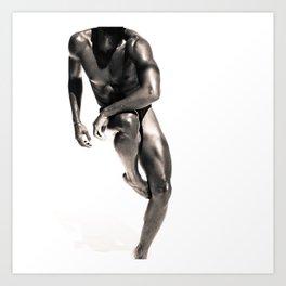 Jason - Dancer Series 2 Art Print