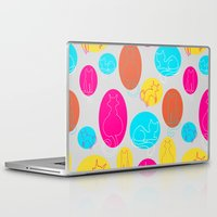 kittens Laptop & iPad Skins featuring Kittens by Lanka69