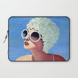Vivian goes for a dip. Laptop Sleeve