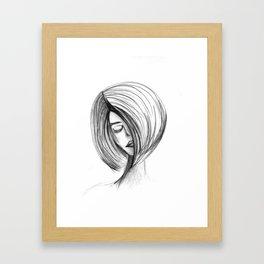 Girlie 01 Framed Art Print