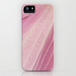 Spring CloseUp iPhone Case