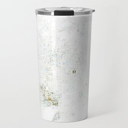 Visible city, living city Travel Mug