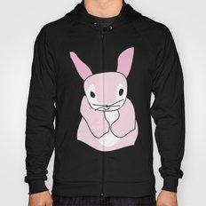 Pink Bunny Rabbit Hoody