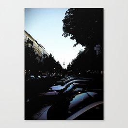 Prenzlauer Berg Canvas Print