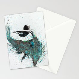 Geology Dance Stationery Cards