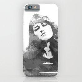 Martha Argerich iPhone Case