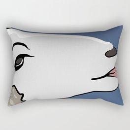 Flirty Sheep Rectangular Pillow