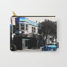 San Francisco Car Carry-All Pouch