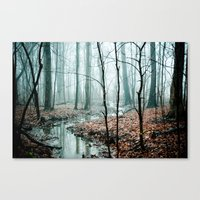 wander Canvas Prints featuring Gather up Your Dreams by Olivia Joy StClaire