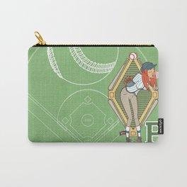 Köpke's Basegirl! Carry-All Pouch