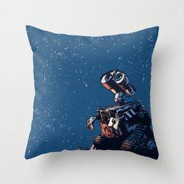 Hope (WALL-E) Throw Pillow