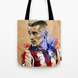Antoine Griezmann--ART Tote Bag