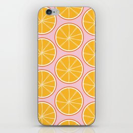 A little Zesty iPhone Skin
