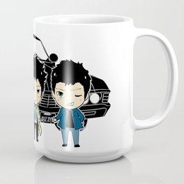 Team Supernatural Coffee Mug