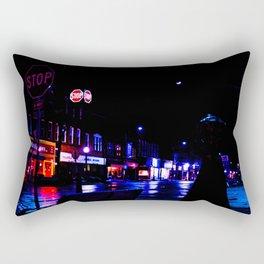Nightman Rectangular Pillow