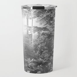 Sundown in the Forest Travel Mug