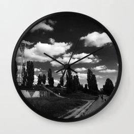 Mauerpark Wall Clock