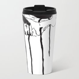 Skull #1 Metal Travel Mug
