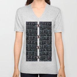coco fashion week style Unisex V-Neck