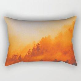 ON FIRE Rectangular Pillow