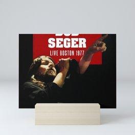 BOB SEGER IYENG 8 Mini Art Print
