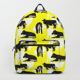 Cow Pattern | Cow Spots Farm Farmer Animal Milk Backpack
