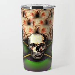 Heads will roll! Travel Mug