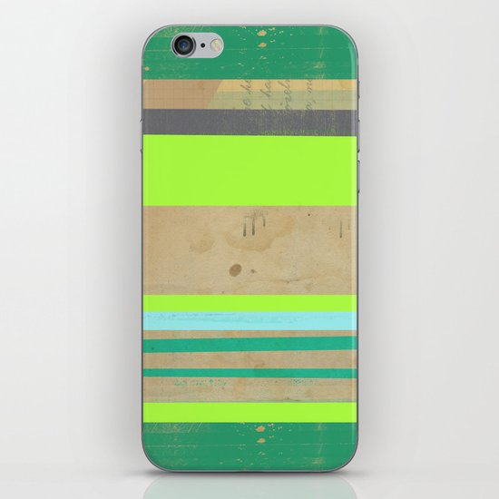Neon Feeling iPhone & iPod Skin