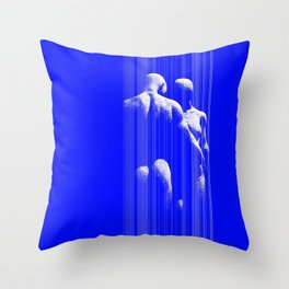 Sensual Dance   Danse Sensuelle Throw Pillow