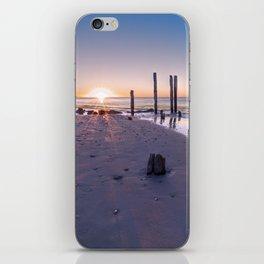 Port Willunga Sunset iPhone Skin
