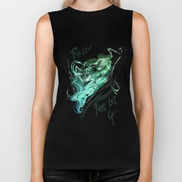 League of Legends- Thresh fanart Biker Tank