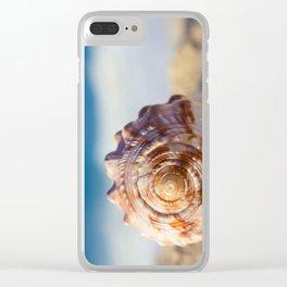 Hawaii Gentle Breeze Clear iPhone Case